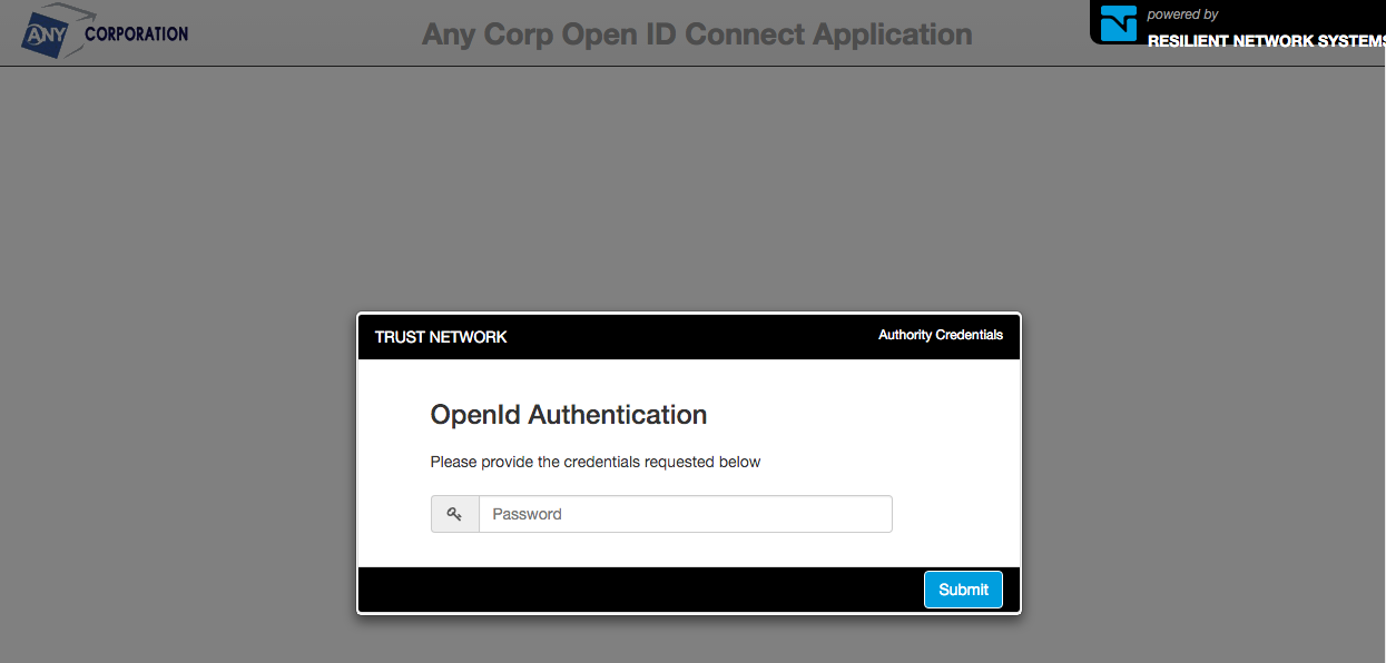 OpenID_Password